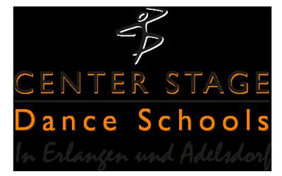 Centerstage Dance Schools Logo